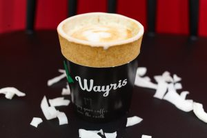 IMG 1162 - Enjoy a coffee 💚 Save the earth 🌎